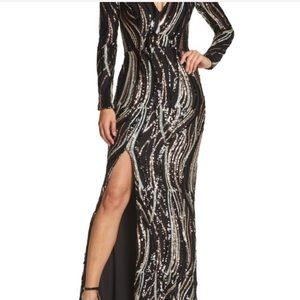 Dress the Population Alessandra Gown